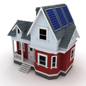 Napajanje domaćinstva solarnom energijom